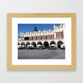 Café Noworolski, Kraków, Poland Framed Art Print