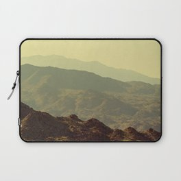 Palm Springs Mountains I Laptop Sleeve
