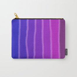 Vertical Color Tones #4 Carry-All Pouch