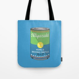 Howl's moving castle - Miyazaki - Special Soup Series  Tote Bag