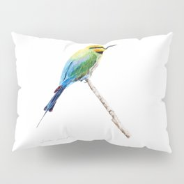 Rainbow Bee Eater by Teresa Thompson Pillow Sham
