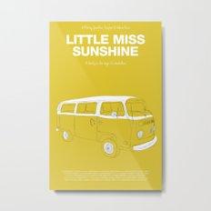 Little Miss Sunshine Metal Print