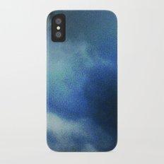 clouds Slim Case iPhone X
