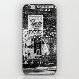 Buxton St. Street Art iPhone Skin