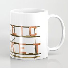 Pike Place Public Farmers Market - Sunrise Coffee Mug