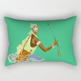 ORIXAS_ oxossi Rectangular Pillow
