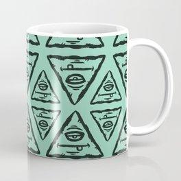 Triangle by Caleb Croy Coffee Mug
