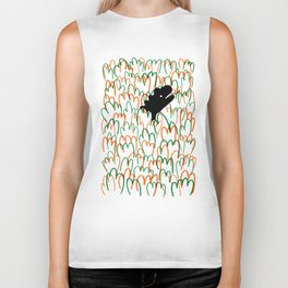 Jungle Dinosaur Biker Tank