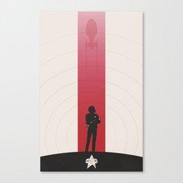 Janeway Canvas Print