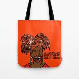 La Reina Celia Cruz Tote Bag