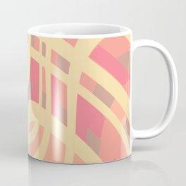 Wavy summer stripe Coffee Mug
