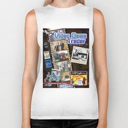 Video Game Trader #32 Cover Design Biker Tank