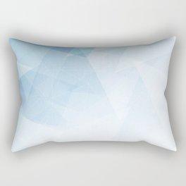 Blue diamonds Rectangular Pillow