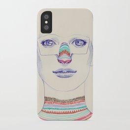 i nose it iPhone Case