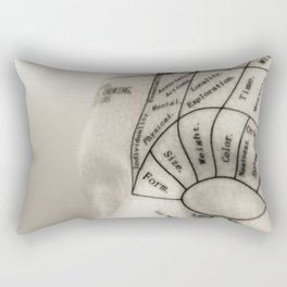 Reasoning Rectangular Pillow
