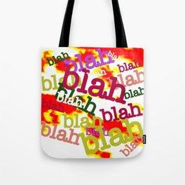 Blah Blah Bling! Tote Bag