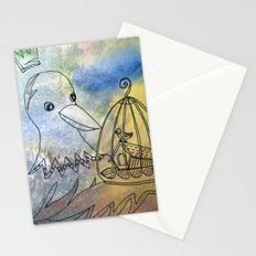 bird and bird Stationery Cards