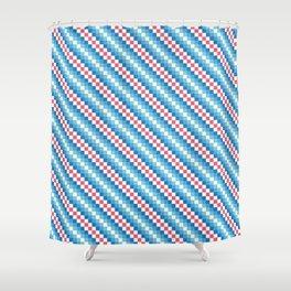 SHARKSTITCH Shower Curtain