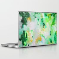 monet Laptop & iPad Skins featuring Monet by acrylikate