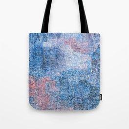 Spacetime Ripples Tote Bag