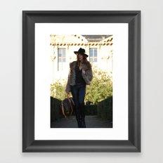 Fashion 4 Framed Art Print
