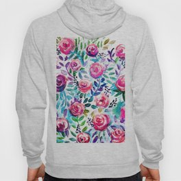 Spring Bouquet Hoody