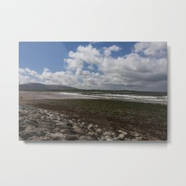Strandhill Beach Sligo on the Wild Atlantic Way Metal Print