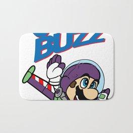 Super Buzz Lightyear Bath Mat