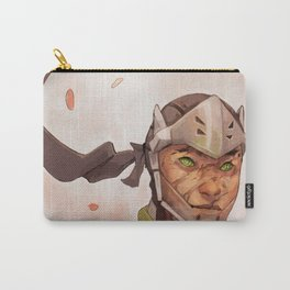 Ribbon Carry-All Pouch