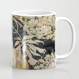 1898 - 1900 Femme a Marguerite by Alphonse Mucha Coffee Mug