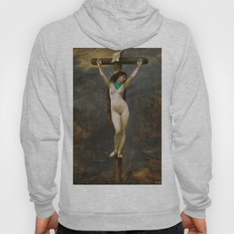 The Cross Hoody