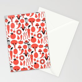 Eat 'em up Stationery Cards