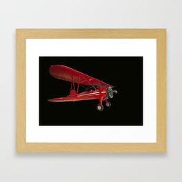 PT-17 Stearman Framed Art Print