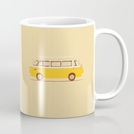 Yellow Van II Coffee Mug