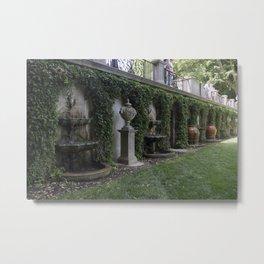 Longwood Gardens - Spring Series 216 Metal Print
