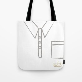 The Thoub  Tote Bag