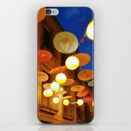Barrio Chino CDMX iPhone Skin