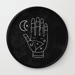 Mistix Hand Wall Clock