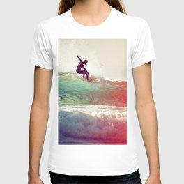 Danse avec les vagues T-shirt