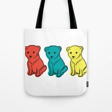 Little Lion Men Tote Bag