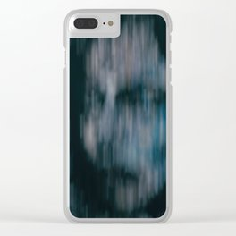 Sweet Frugality Motion 5 Clear iPhone Case