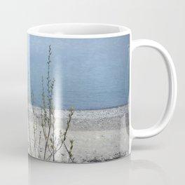 Huron Beach and Sprig Coffee Mug
