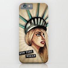 New York Woman Slim Case iPhone 6s