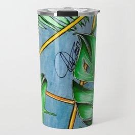 Tropical Live Travel Mug