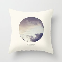 There Is Another World Throw Pillow