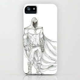 Moonknight iPhone Case