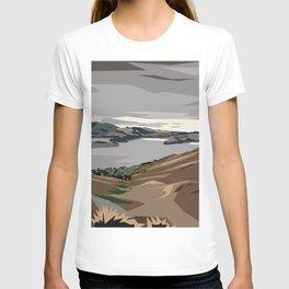 Cass Bay, New Zealand T-shirt
