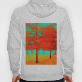 Vintage Trees at the Beaches in Toronto Hoody