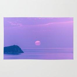 Fantastic sunrise Rug