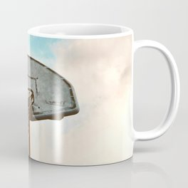 basketball hoop 8 Coffee Mug